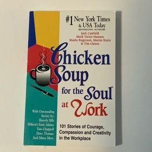 Book: Chicken Soup for the Soul at Work